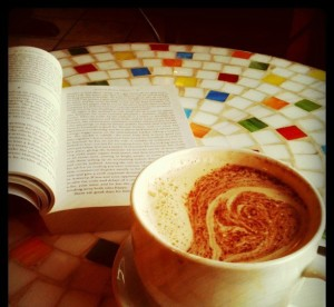 Coffee and a Book